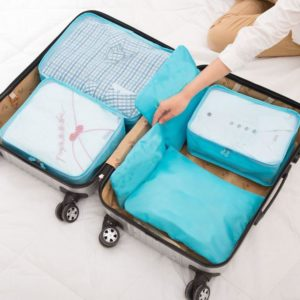 Tas Travel Organizer 1 Set isi 6 Pcs