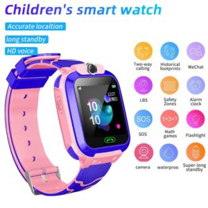 Jam Tangan Pintar Anak – Kids Smart Watch Mirip Imoo Z5