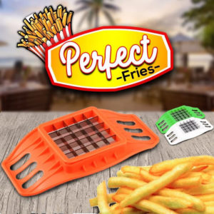 Perfect Fries – Alat Pemotong Kentang