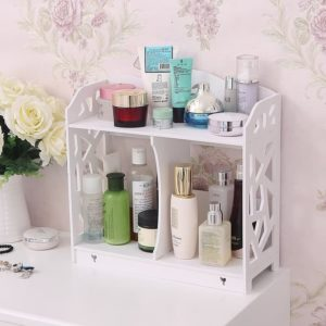 Rak Kosmetik Vintage Tempat Make Up Shabby Chic 547