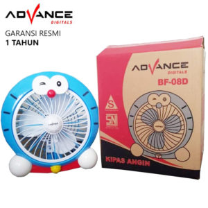 Kipas Angin Karakter Advance 8 Inch