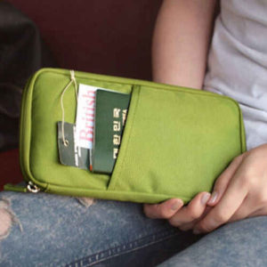 Dompet Travel Tempat Passport