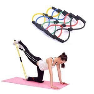 Tali Stretching Yoga Fitness Elastis