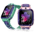 (Versi ANTI AIR) Jam Tangan Pintar Anak – Kids Smart Watch Replika Imoo Z5