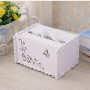 Tempat Tissue Vintage Box Kotak Tisu Shabby Chic 530