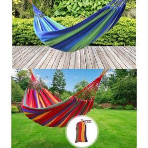 Hammock Ayunan Tempat Tidur Gantung Camping