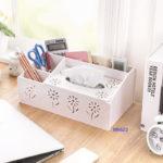 Tempat Tissue Vintage Box Kotak Tisu Shabby Chic 522