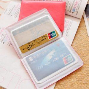 Card Holder CUTTIE RIBBON Dompet Tempat Kartu Lucu
