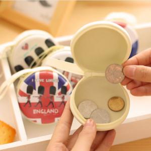 Dompet Tempat Penyimpanan Koin ENGLAND