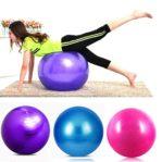 Gym Ball Bola Yoga Fitnes 65 cm (GRATIS Pompa Angin Manual)