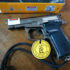 Korek Api Gas Pistol Browning 9 mm Unik