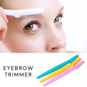 Pisau Cukur Alis (isi 3 Pcs) – Eyebrow Trimmer Tinkle