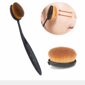Kuas Make Up Oval Brush Foundation