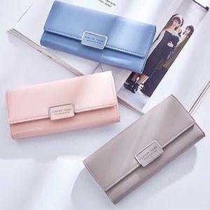 Dompet Wanita Import Panjang FY019
