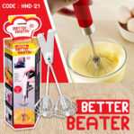 (1 Set isi 2 Pcs) Hand Mixer Manual / Better Beater