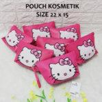 Dompet Kosmetik Hello Kitty