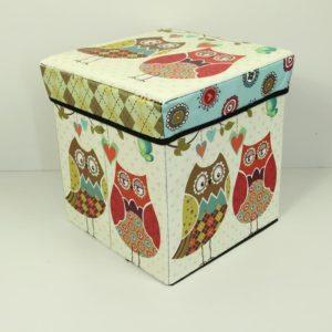 Storage Box KURSI Kotak Penyimpanan Serbaguna