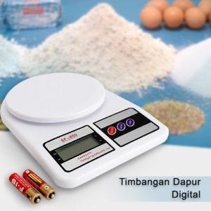 Timbangan Dapur Digital 10 Kg