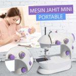 Mesin Jahit Mini Portable