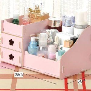 Rak Kosmetik Mini Motif