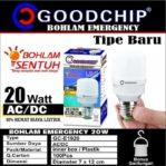 Lampu LED Emergency Goodchip 20 Watt