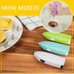 Mixer Elektrik Mini – Pengocok Telur dan Pengaduk Minuman