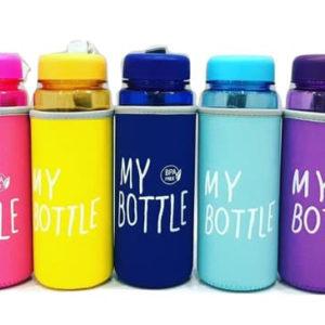 My Bottle Warna Sarung Busa Tahan Panas dan Dingin
