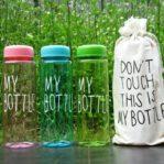 My Bottle Warna Sarung Kain Tahan Panas dan Dingin
