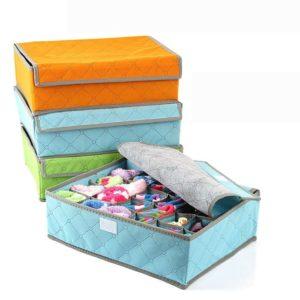 Storage Box Tempat Penyimpanan Pakaian Dalam