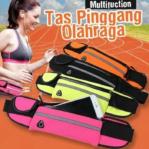 Tas Pinggang Olahraga Model Baru
