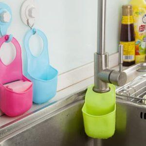 Tempat Sabun Cuci Piring, Spons, Sikat Serbaguna
