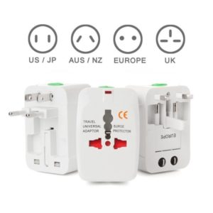 Colokan International / Universal Travel Adapter