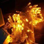 Lampu Tumblr 10 Meter KUNING