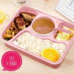 392 Lunch Box YooYee Kotak Makan Sup 4 Sekat Bento