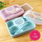 393 Lunch Box YooYee Kotak Makan Sup 5 Sekat Bento