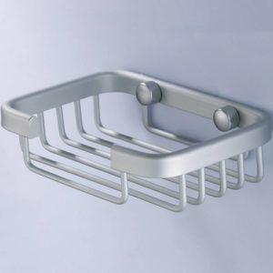 Rak Sabun Single Aluminium