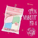 Spons Make Up isi 4 Pcs