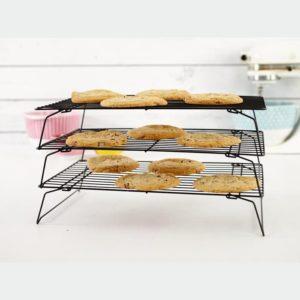 Rak Pendingin Kue, Roti, Cookies 3 Susun