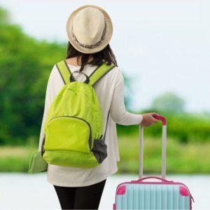 275 Tas Ransel Lipat Travel