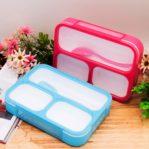 579 Lunch Box YooYee ANTI TUMPAH Kotak Makan Sup 3 Sekat Bento
