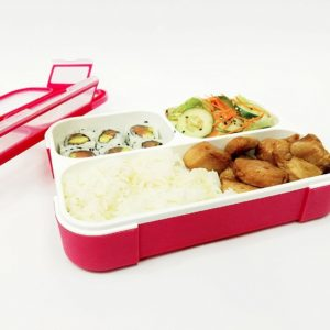 579 Lunch Box YooYee ANTI TUMPAH Kotak Makan Sup 3 Sekat Bento