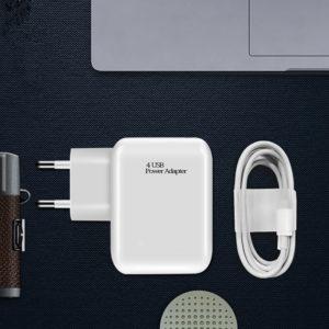 Adaptor Charger 4 Port USB