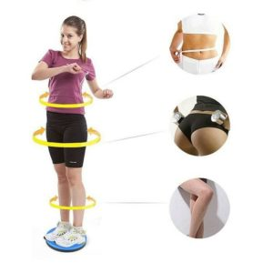 Alat Pelangsing Tubuh – Magnetic Trimmer Jogging Body Plate