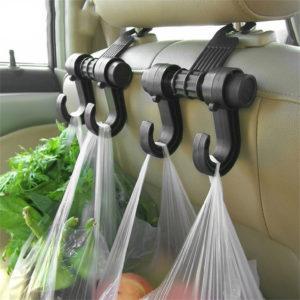 Gantungan Barang Jok Mobil Portable
