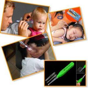 Korek Kuping LED – Pembersih Telinga