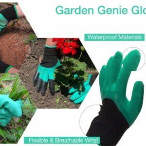 Sarung Tangan Untuk Berkebun Dilengkapi Cakar