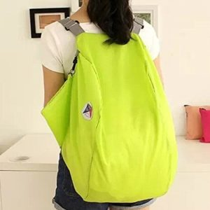 245 Tas Travel Lipat Iconic Slempang Ransel Anti Air