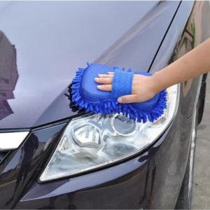 Lap Busa Pembersih Mobil Cendol Microfibre