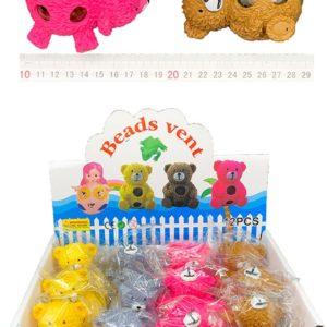 Squishy Mesh Ball Beruang Mainan Anak