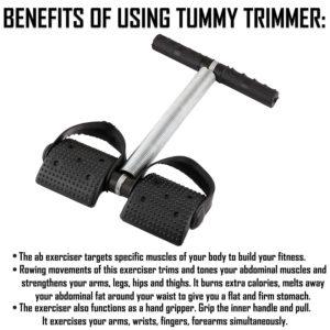 Alat Pengencang Perut, Dada, Pinggul, Lengan dan Paha – Tummy Trimmer